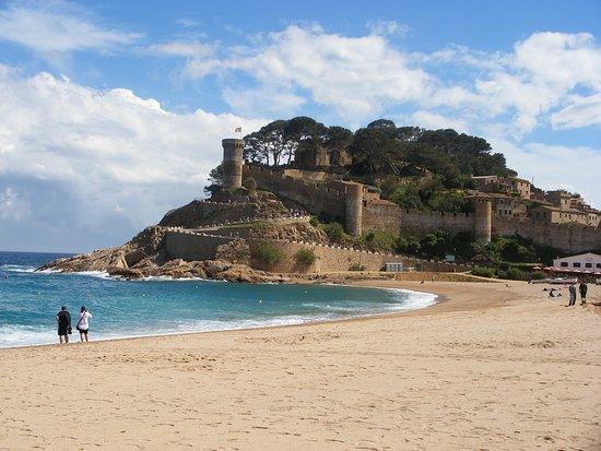 Platja Gran: dalla spiaggia