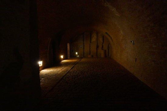 Spilberk Castle: Kazamaty