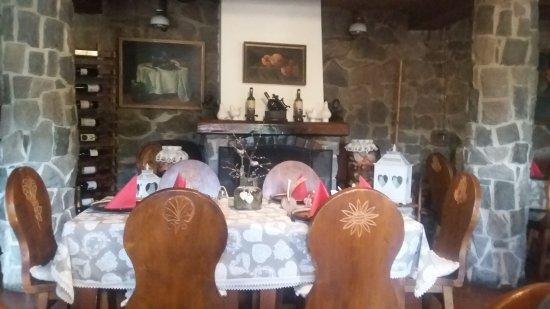 Baile Tusnad, Rumania: Hotel Fortuna