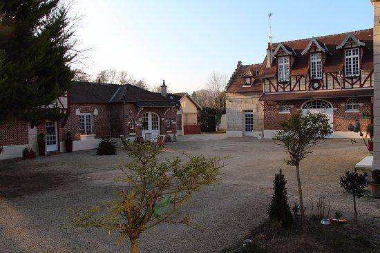 L'écurie de Vieux-Moulin