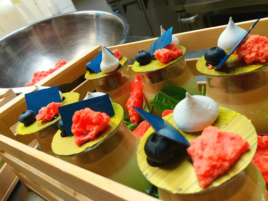 Pinocchio Italian restaurant & Wine bar : dessert