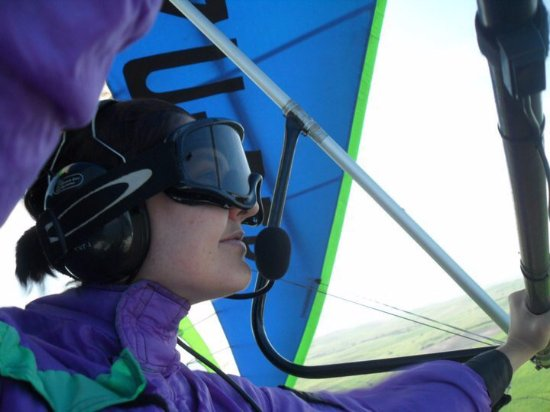 Ballito, Güney Afrika: Me Taking to the Skies with Comefly! Pilot Center Your choice for Dolphin Coast Microlight fligh