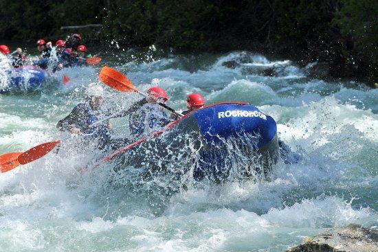 ¡RocRoi es rafting y mucho más! Ven y descubre la energía de río con nosotros