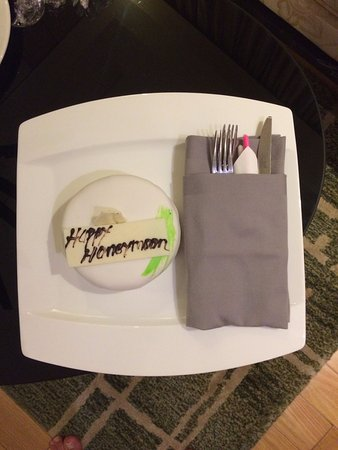The Westin Resort Nusa Dua Bali Our Happy Honeymoon Cake