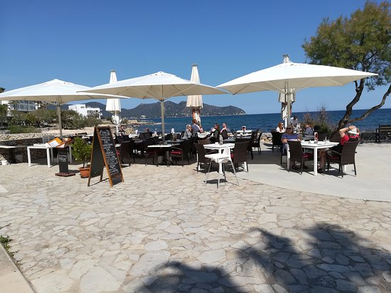 yates cala bona restaurant avis num ro de t l phone photos tripadvisor. Black Bedroom Furniture Sets. Home Design Ideas