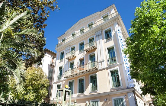 Appart 39 hotel odalys palais rossini ab chf 92 c h f for Apparthotel 92