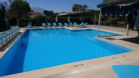 Ceren Hotel: The photo says it all - blissful