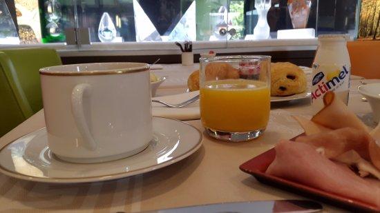 Hotel Roi Soleil Prestige : petit dejeuner