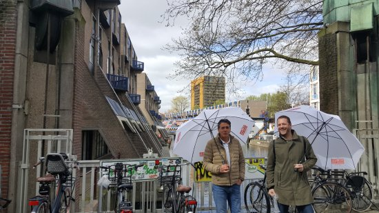 Free Walking Tour Rotterdam