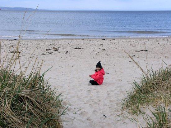 Nairn Beach: La spiaggia di Nairn