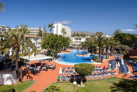 Alcudia garden aparthotel bewertungen fotos for Designhotel mallorca strand