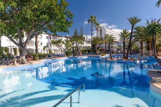 Alcudia garden aparthotel hotel maiorca spagna prezzi 2018 e recensioni - Piscina coberta l alcudia ...