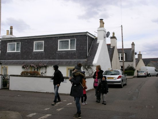 Nairn, UK: Cottages a Fishertown