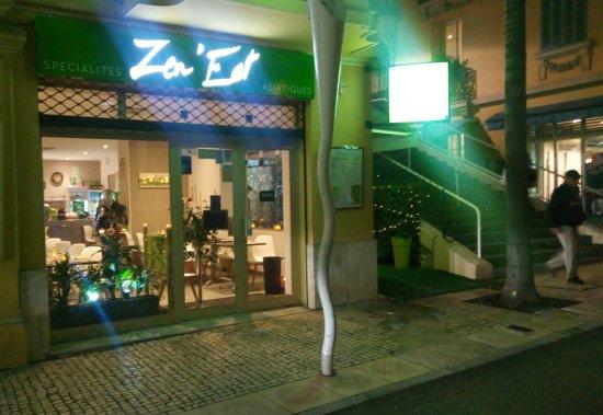 Beausoleil, Monako: Zen'Eat