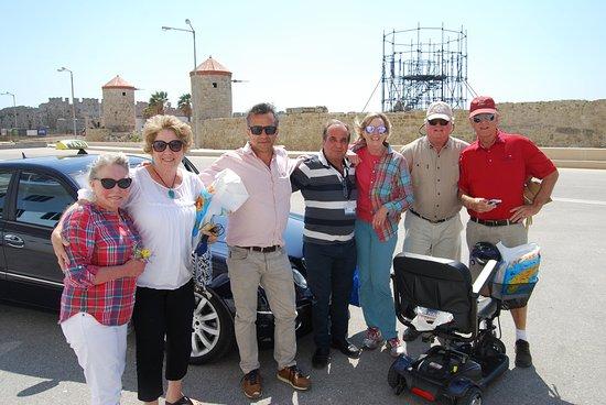 Rhodes Taxi Tours