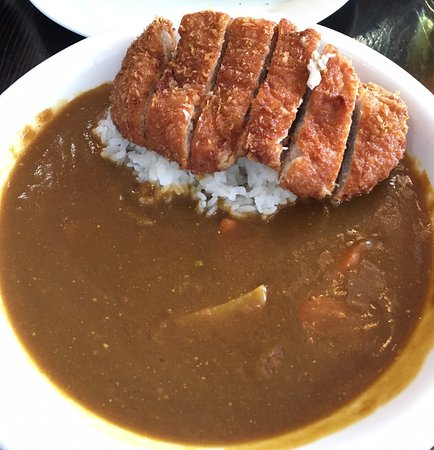 Port Katsu Curry - Picture of Sakawa Coffee & Japanese Restaurant
