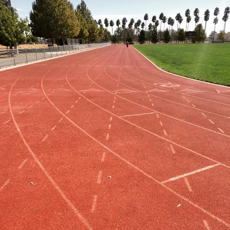 Vacaville, CA: Track