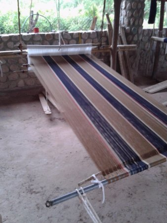 Selva Olinda Diaz - Artesana Textil