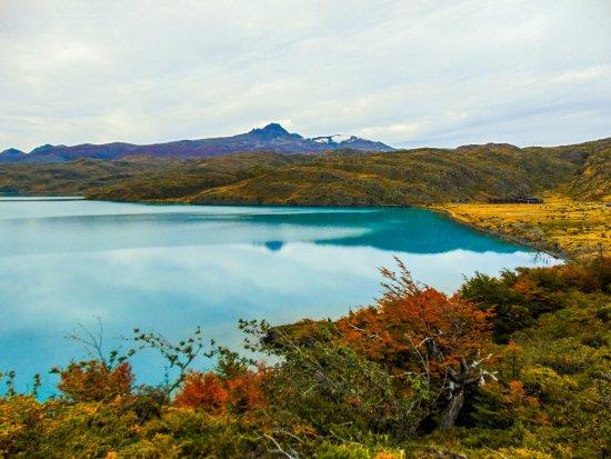 Torres del Paine National Park, Chili : Lago
