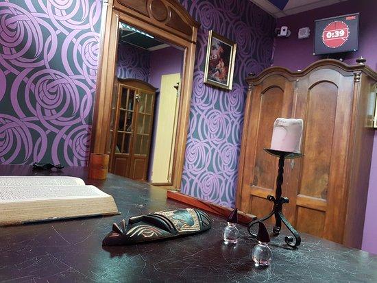 Escape Room Enigmarium Murska Sobota