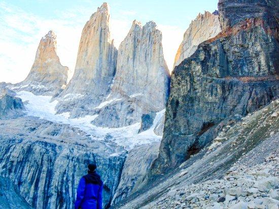 Torres del Paine National Park, Chili : Vista