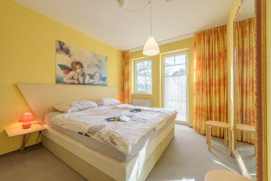 Ostseebad Baabe, Γερμανία: Schlafzimmer