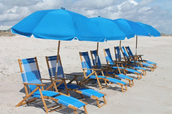 Riptide Beach Services Chair And Umbrella Als