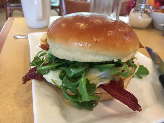 First Watch Restaurant: The Elevated Egg Sandwich