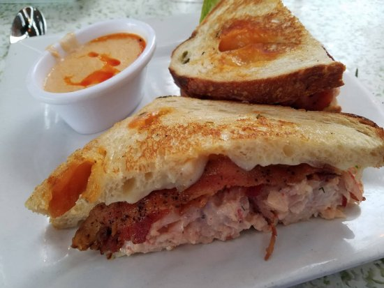 Lobster and Seafood BLT