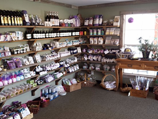 Palisade, CO: Bath salts and other lavender products