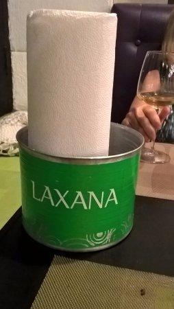 Centro Asturiano de La Habana : La Xana Table Centre