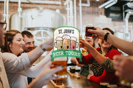 St. John's Beer Tours