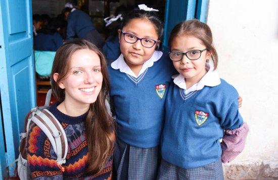 Proyecto Peru Centre: Volunteering at public school