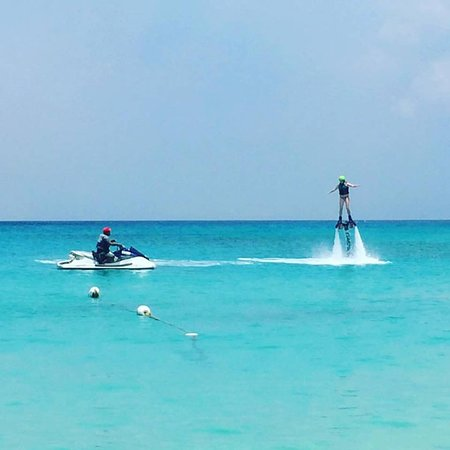 Jet Boarding by Mullins Beach!