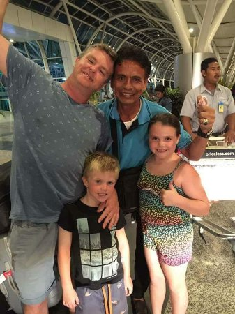 Best Bloody Driver in Bali: Have  fun with your family for Holiday Inn Bali