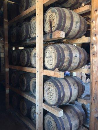 Hye, TX: Garrison Brothers Distillery