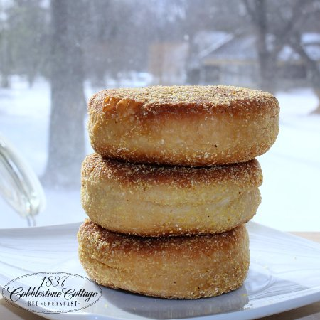 Canandaigua, NY: an It's English Muffin kind of morning.