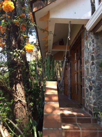 La Casa del Mundo Hotel: Casa
