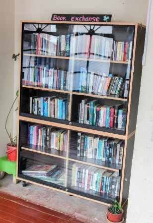 Proyecto Peru Centre: Book exchange!