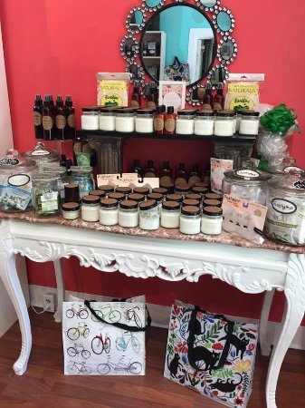 Lititz, PA: Treat yourself to some body love!