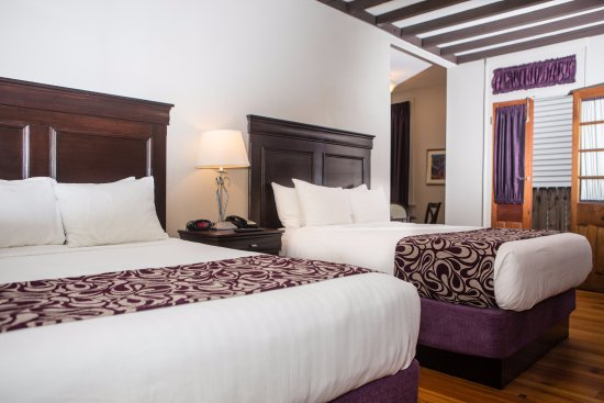 Lamothe House Hotel, Hotels in New Orleans