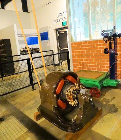 Southern Museum Of Civil War And Locomotive History 1910 Electric Motor