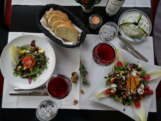 Hemmingen, Alemania: Unsere Wellness-Salate