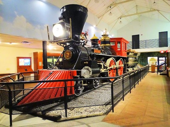 ‪Southern Museum of Civil War and Locomotive History‬
