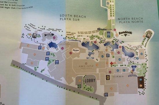 Property Map  Picture of Moon Palace Jamaica Ocho Rios  TripAdvisor