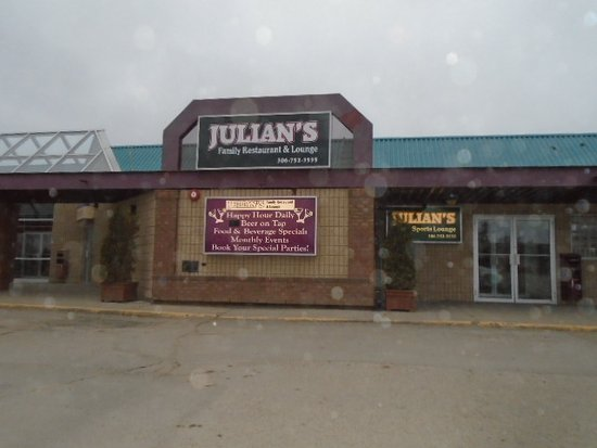 Julian's in the Melfort Mall