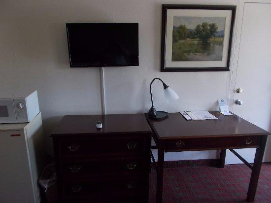 Days Inn Santa Fe New Mexico: Days Inn, Cerrillos Rd, Santa Fe NM. Nice amenities.