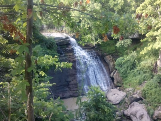Sagamore Hills, OH: Brandywine Falls