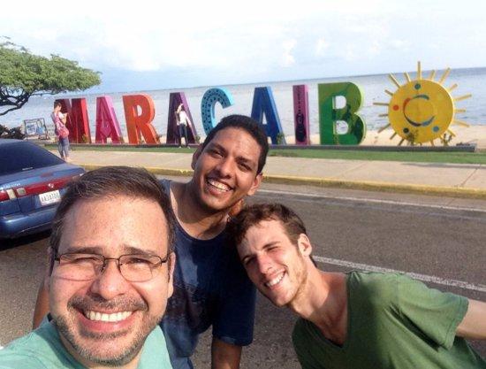La vereda del lago Maracaibo: Paseo por la Vereda del Lago
