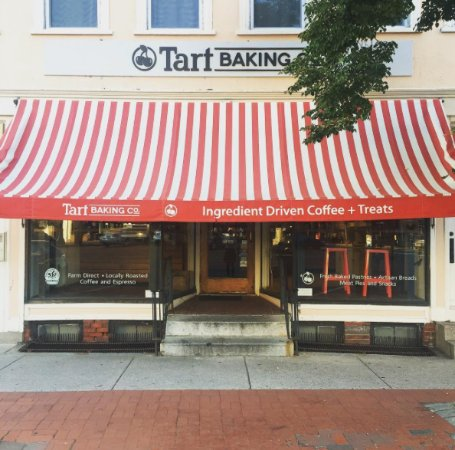 Tart Baking Company: 192 Main St. in Northampton is where you'll find us!